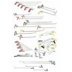 Sistema de Varillaje Profesional Kit 2